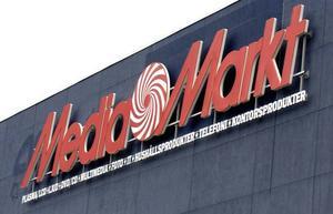 Elektronikkedjan Media Markt öppnar i Valbo Köpstad i höst.