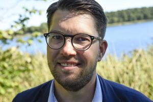 Jimmie Åkesson. Arkivbild.