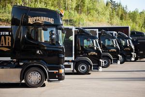 Kopparbergs har ökat omsättningen med en halv miljard till 1,6 miljarder ioch gör nu exportattack på öl och cider