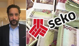 Jonas Pettersson och övriga i Seko-förbundet har väntat 2,5 år på att härvan ska utredas.