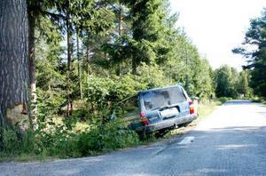 En skrotbilskampanj pågår i länet. I Ånge har totalt 42 anmälningar om övergivna bilar i naturen kommit in till kommunen, men endast tolv bilar har bärgats.