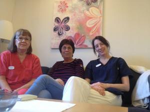 ANVÄND INTE!!!EvaBritt Funke, Gunilla Karls Lindén och Caroline Bergfeldt hade mer att säga till om när Carema drev demensboendet Korsnäsgården.