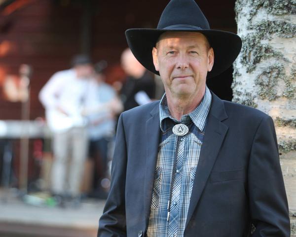 Gunnar Bäckes karriär tog ny fart när logrocken drog i gång för tre år sedan.