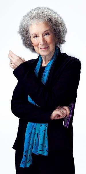 Margaret Atwood har genomfört ett storartat romanprojekt.   Foto: Jean Malek
