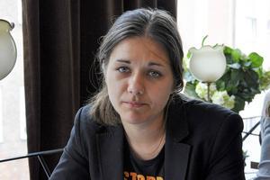 EU-ledamoten Amelia Andersdotter (PP).
