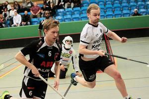 Jens Ohlin noterade tre poäng (2+1) när FBC Bollnäs slirade i tredje perioden borta mot Holmsund.