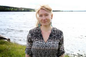 Vattnet har en stor roll i Elin Olofssons roman