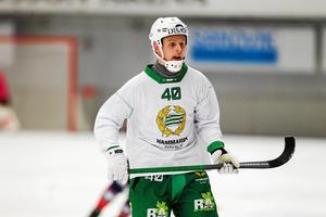 Adam Gilljam satte matchavgörande 4–3 till Hammarby, på straff.