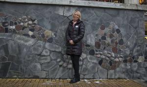 Saila Quicklund, ordförande för Moderaterna i länet
