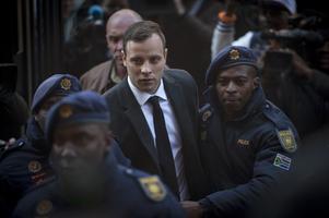 Oscar Pistorius förklarades skyldig. Att han var idrottare var inte en förmildrande omständighet.