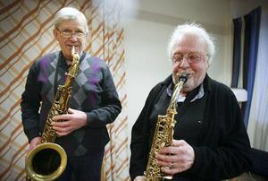 En betydande jazzmusiker har gått ur tiden, altsaxofonisten Lasse Hörnfeldt avled i fredags 71 år gammal.arkivbild: olof sjödin