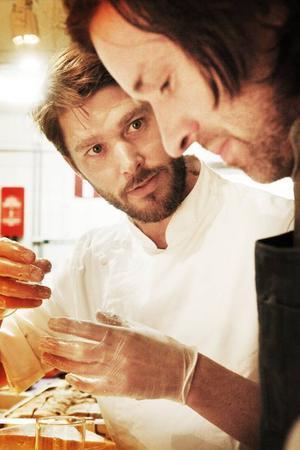 Björn Olsson är utvecklings-ansvarig på restaurang Niklas. Foto: Fredrik Alverland