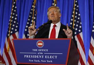 Valet av Trump som president innebär medvind för vaccinationsskepticism.