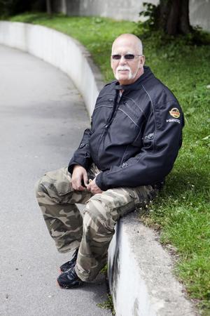 En gång västeråsare. Christer Karlsson är förbundsordförande för Kris som stöttar ex-kriminella som vill bryta med sitt tidigare liv. Han bor numera i Stockholm men för drygt 20 år sedan bröt han sig in i hem i Västerås.Foto: Per Groth