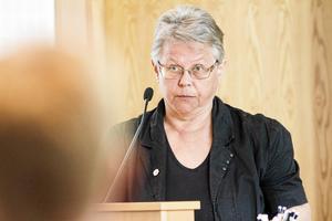 Erika Engberg (S) anser att kommunledningen hanterat frågan om kraftverken i Galvån på ett korrekt sätt.