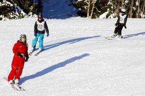 Skistar har många unga anställda som får sina första jobb på någon av länets skidorter. I Åre rör det sig om 500 yngre personer vintertid.