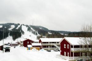 Som mest kommer 6 000 personer att bo och åka skidor samtidigt i Kungsberget.