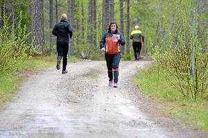 Orientering i skogarna vid Blåberga, Hallsberg