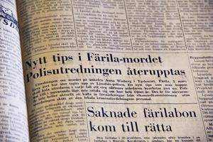 I september 1977, mer än ett år efter mordet, kom det ett brev som skulle bli det hetaste tipset i den långdragna utredningen.