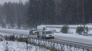 varnar. SMHI varnar för att väderkaoset blir värst i Gävleborg och norra Uppland.