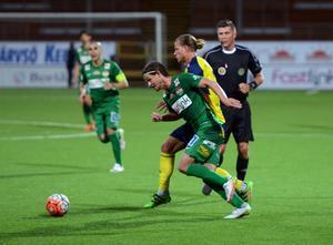 Dusan Djuric, under den kommande säsongen får han iklä sig Gais gröna tröjor.