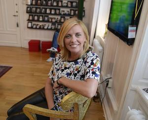 Susanne Bertlin expanderar sitt företag Bertlin Agency till Stockholm.