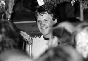 Härjedalens första OS-guld togs av Kurt Henningsson från Hedeviken