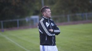SSK-tränaren Patrik Parkatti.