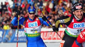 Carl Johan Bergman har hittat tillbaka till såväl åkform som till centrum av måltavlor den här säsongen.