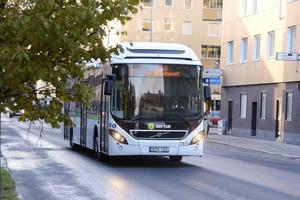 Krönikör Nygren kommenterar åter busstrafiken.