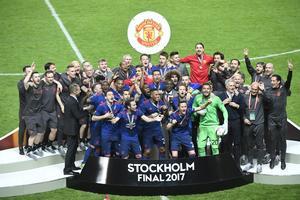 I slutet av maj 2017 stod Manchester United som segrare av Europa League-finalen på Friends Arena. Detta efter att ha besegrat det holländska storlaget Ajax.