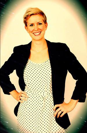 AnnaCarin Löfgren är uppvuxen i egenföretagarmiljö och för hennes del var det självklart att gå i föräldrarnas fotspår. För ett år sedan startade hon tillsammans med två kollegor ett jobbcoachingföretag.