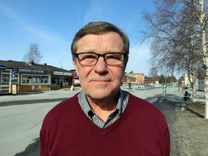 Oppositionsrådet Rolf Lilja (S)