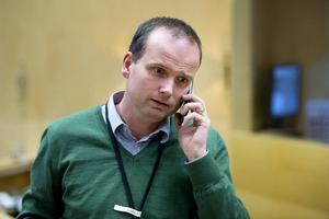 Lars Persson Skandevall, vd för Bron Innovation AB.