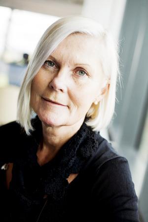 Ragnhild Fjällhed är den hårt prövade projektledaren för
