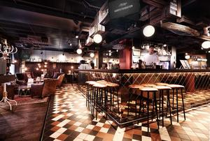 Efter åtta års frånvaro återvänder Harrys till Falun. Restaurangen/nattklubben kommer att inhysas i Swedbanks gamla banklokaler på Åsgatan 25. OBS: Bilden föreställer en annan Harrysrestaurang.