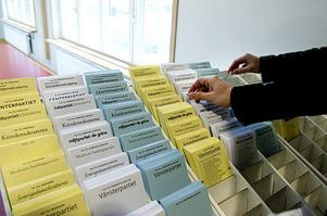 Sju partier har skickat in valsedlar till höstens kommunval i Laxå kommun.
