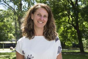 Ulrika  Södrin är Granlo BK:s nya ordförande.