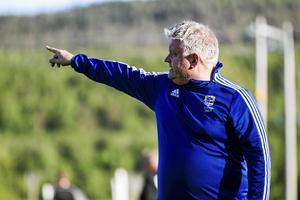 Stefan Wickström tränar Selånger kommande säsong. Bild: Christian Börjesson.