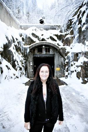 Angela D'Orazio är masterblender på Mackmyra whisky i Gästrikland.