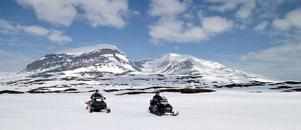På National Geographics lista över de bästa topparna i världen hamnar Helags på en tredje plats.