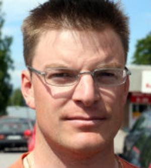 Micke Bodingh, 31, golfinstruktör, Nyköping.—Nja, i och för sig har det blivit mer anspelningar på sex i media.