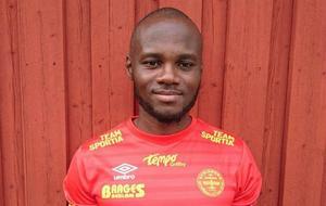 Kofi Appiah ansluter till klubben inför höstsäsongen.
