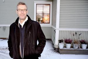 Landstingstyrelsens ordförande Erik Lövgren (S).