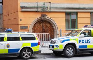 Grovt kriminella har satt sin prägel på Södertälje, det visade inte minst de hårt bevakade rättegångarna mot Södertäljenätverket i säkerhetssalen på Kungsholmen. Foto: Mattias Holgersson