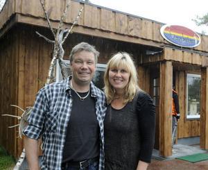 Belönade och uppmärksammade har Peter och Helena Andersson och deras företag Renbiten blivit.