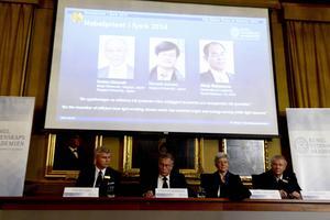 Årets Nobelpris i fysik tilldelas japanernaa Isamu Akasaki, Hiroshi Amano och Shuji Nakamura.