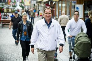 Allehanda.se avslöjade att Stefan Löfven skulle bli Socialdemokraternas partiledare, den nyheten blev årets mest tredje mest lästa.