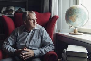 Historieprofessorn och författaren Timothy Snyder är aktuell med boken