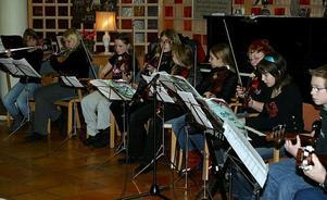 Kulturskolan i Ånge är bäst i länet och hamnar på femte plats för hela landet.